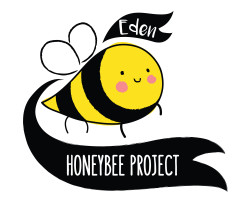 Eden Honeybee Project logo
