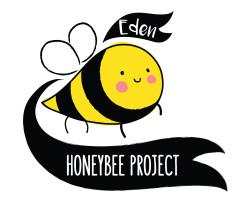 Eden Honeybee Project logo